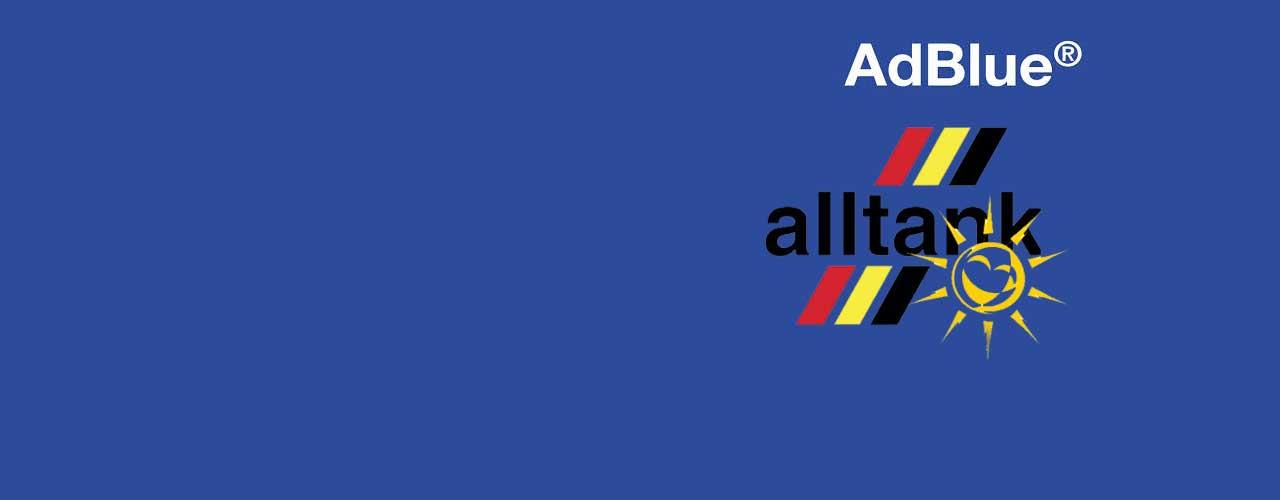Nu finns AdBlue på Alltank i Kovland