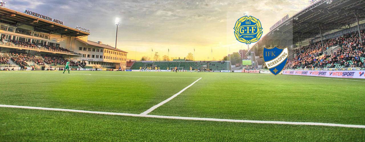 GIF Sundsvall möter IFK Norrköping